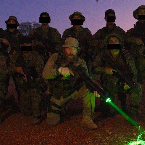 Team Zero Operative