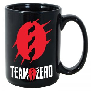 Team Zero Mug 2015