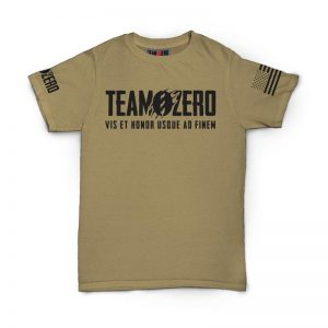 Team Zero Z/NVG – Coyote Brown