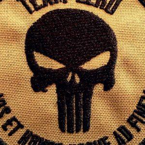Team Zero Skull – Coyote Brown