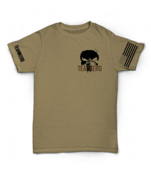 PRE-ORDER   T-shirt Worldwide Training Specialist – Coyote Brown